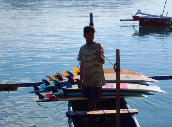 Grupuk, Lombok